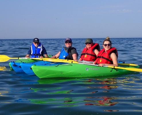 kayakk lessons