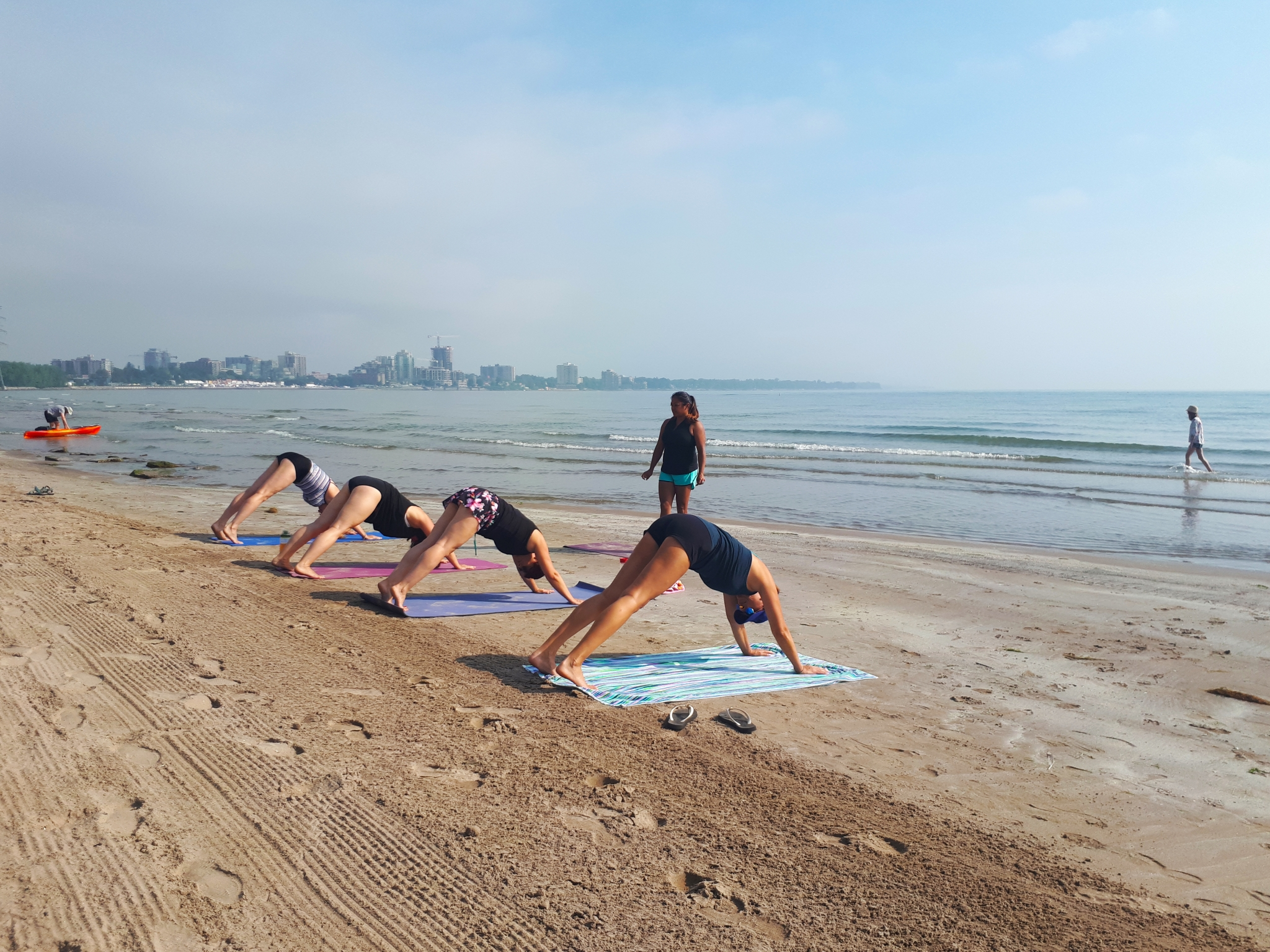 beach yoga burlington beach rentals