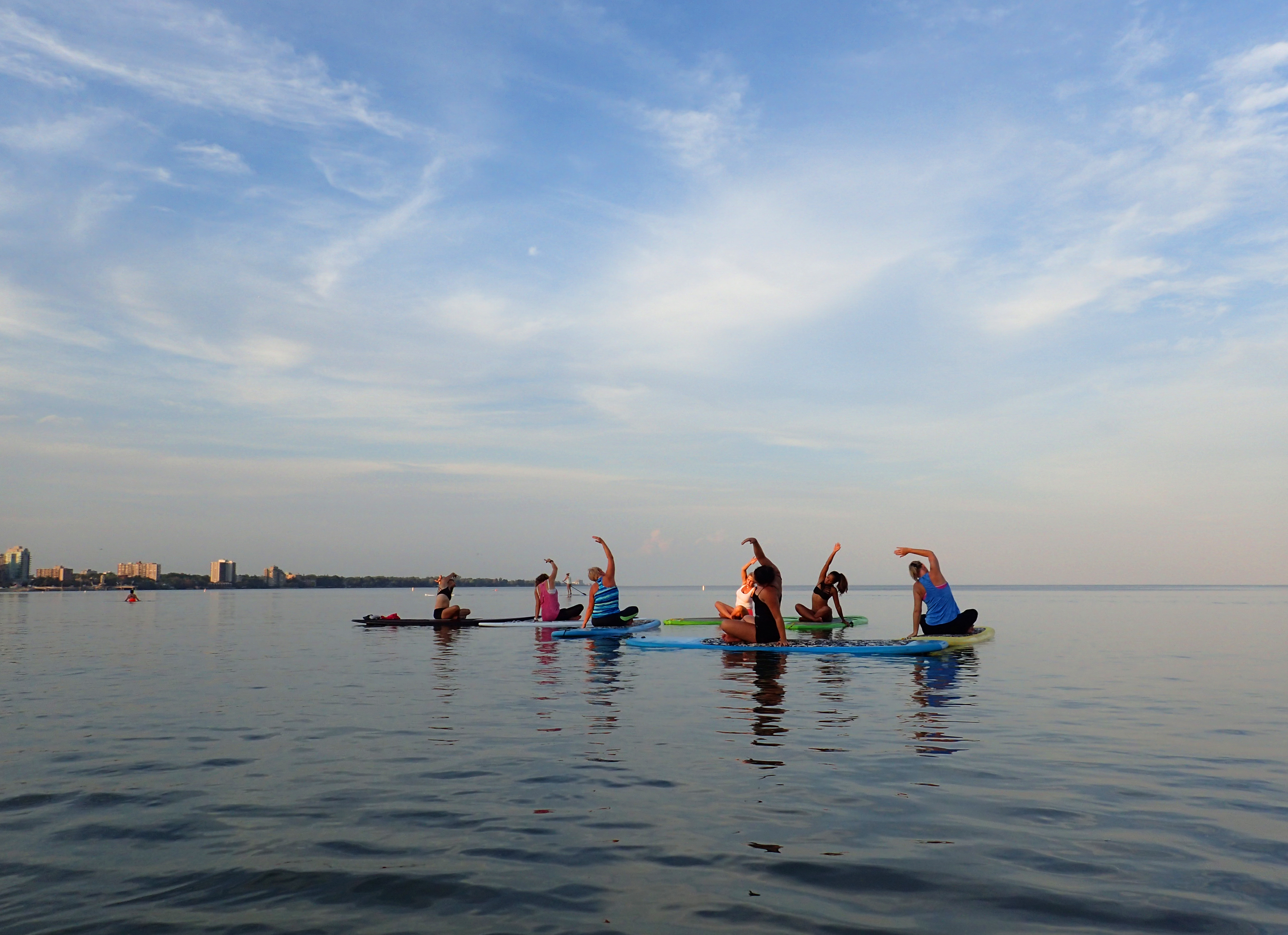 sup yoga burlington beach rentals