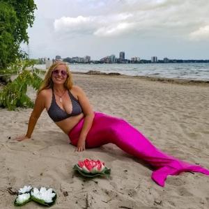 mermaid photo sessions